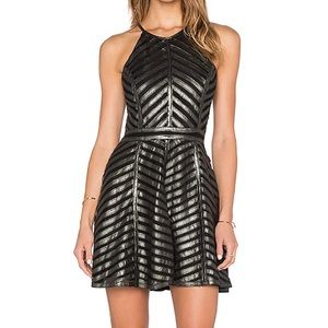 Parker Viking Dress in Metallic Size Xsmall